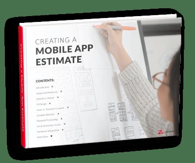 Mobile App Estimate eBook